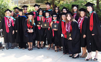 Rehabilitation Counseling Masters Class of 2012