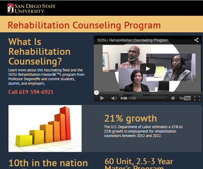 Infographic of RCP program